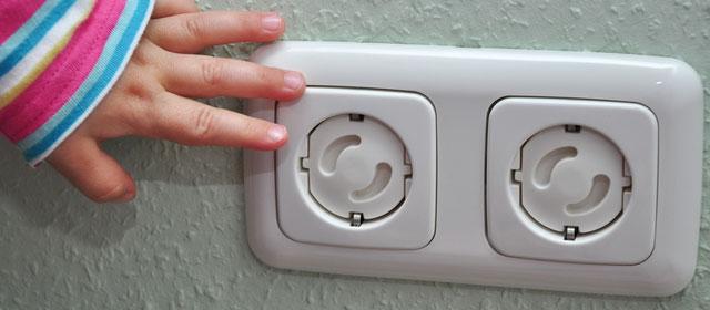 Installation électrique : protégez vos enfants des accidents domestiques
