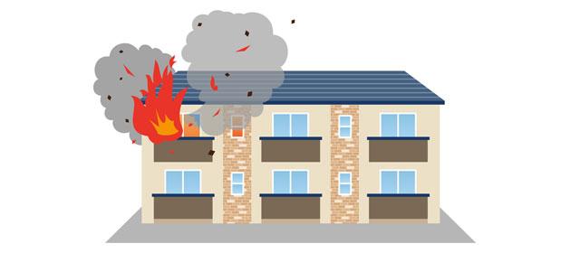 Sécurité incendie en copropriété : des obligations bien précises