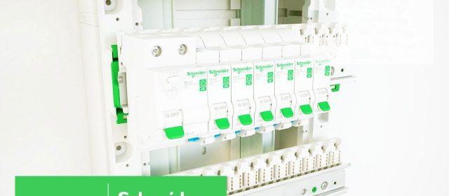 Schneider Electric : une nouvelle génération de tableaux électriques